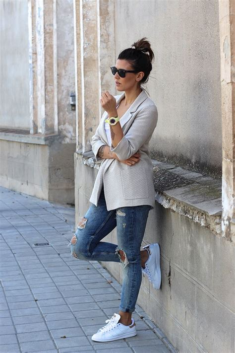 Casual outfit AISHA | Looks | Pinterest | Stan smith