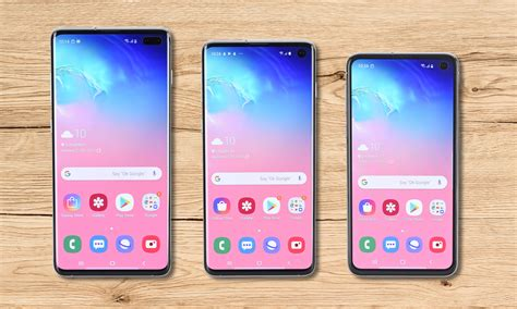 Galaxy S10 series on test: can Samsung stay ahead of the