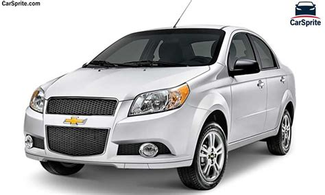 Chevrolet Aveo 2017 prices and specifications in Oman