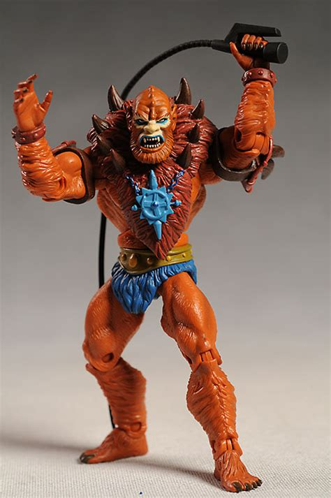 Masters of the Universe Classics Skeletor, Beastman and He