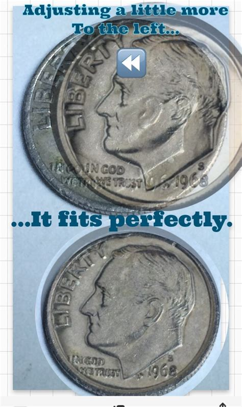 1968 no mint mark Roosevelt Dime   Page 5   Coin Talk
