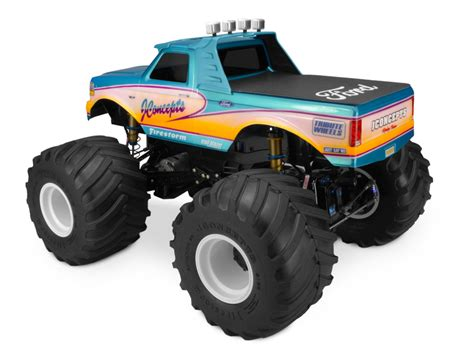 1993 Ford F-250 Monster Truck Body | JConcepts