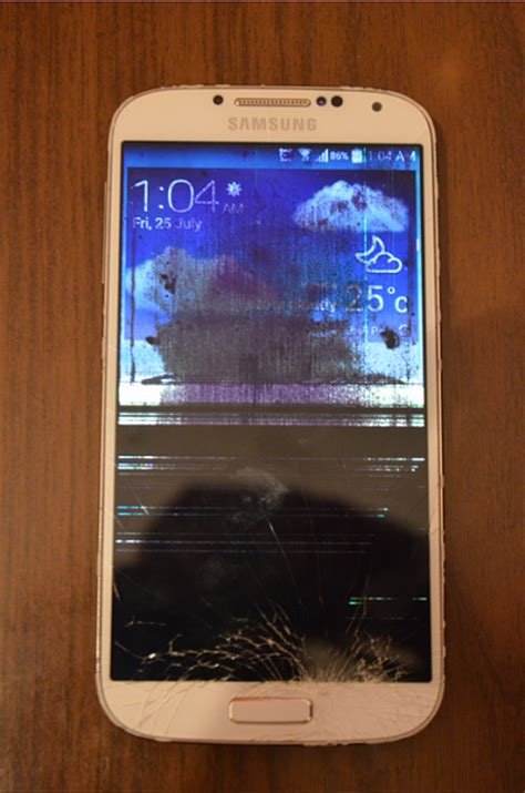 Broken Galaxy S4 - Android Forums at AndroidCentral