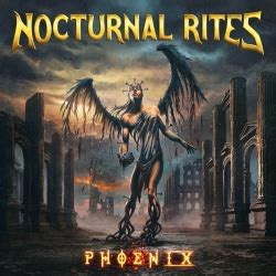 NOCTURNAL RITES Unveil Music Video For 'What's Killing Me