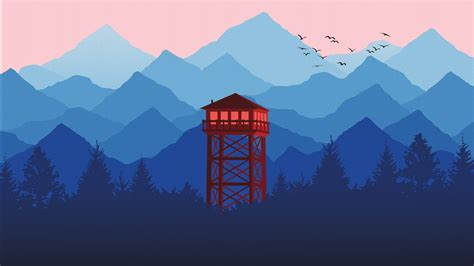 Watch Tower Minimal HD Wallpapers   HD Wallpapers   ID #21226