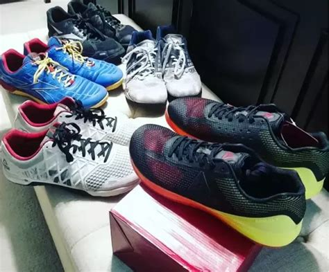 How are CrossFit shoes different from tennis shoes? - Quora