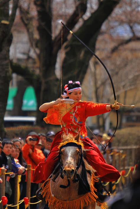 Maxre's Photos of Women's Mounted Archery Competition