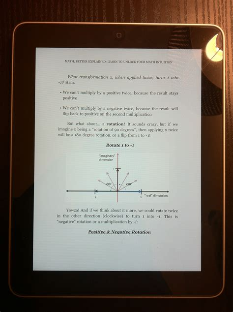 Math, Better Explained available on the Kindle Store
