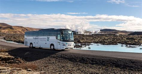 Shared Bus Transfers between Reykjavik Airport (KEF) and