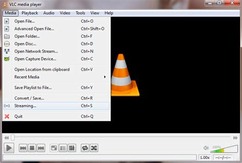 Streaming with VLC Player | Acidx's Blog