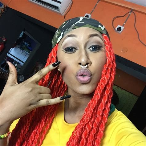 Cynthia Morgan Says She's Ready To Quit The Internet For