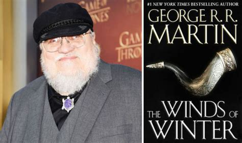 Game of Thrones' George RR Martin: 'Winds of Winter out in