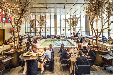 The Four Seasons Space Gets a New, Younger Face - The New