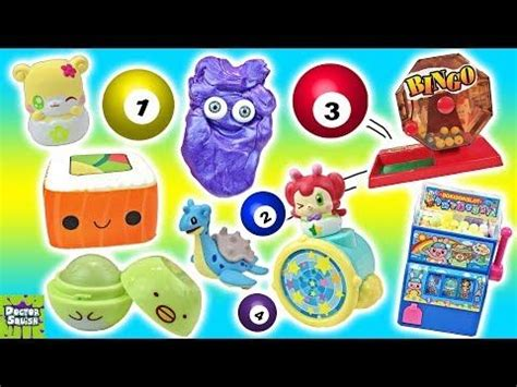 Blind Box Bingo! Little Squish Takeover Toy Unboxing! New