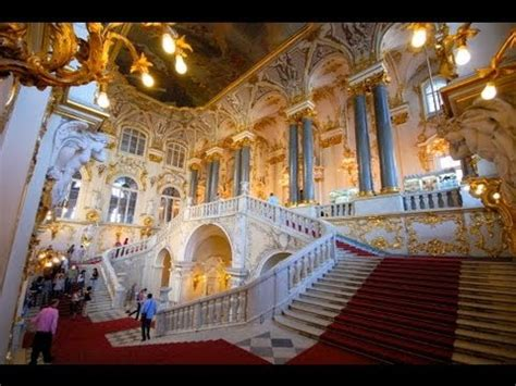 THE WINTER PALACE and STATE HERMITAGE MUSEUM, St