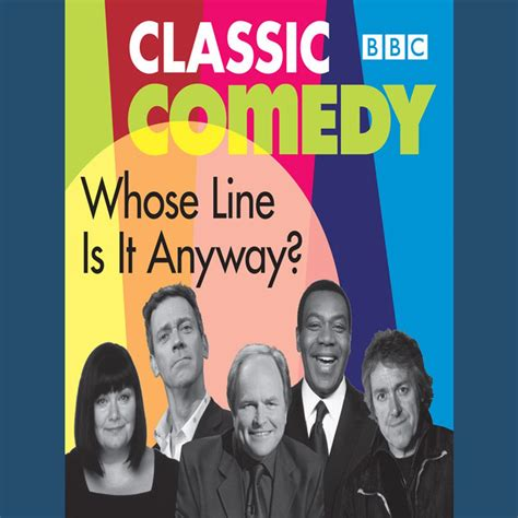 Whose Line Is It Anyway Audiobook by Dan Patterson