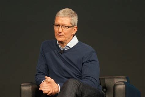 Tim Cook: Augmented reality is the future, and fake news
