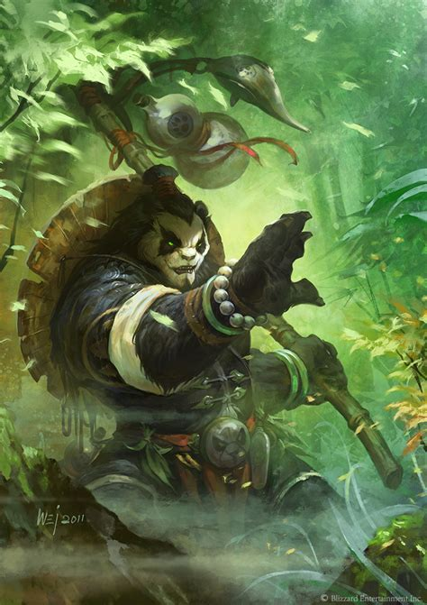 Pandaren - Wowpedia - Your wiki guide to the World of Warcraft