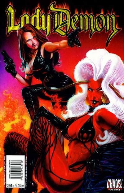 Lady Demon #2 - Mission Diabolical (Issue)