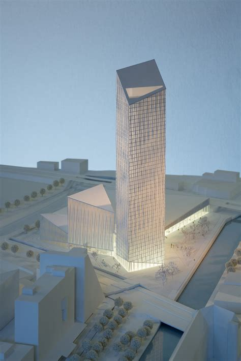 Gallery of Barkow Leibinger Win Competition For Berlin's
