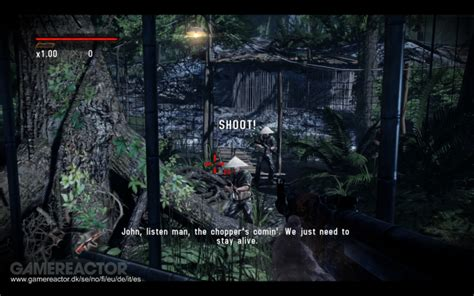 Rambo: The Video Game Recension - Gamereactor