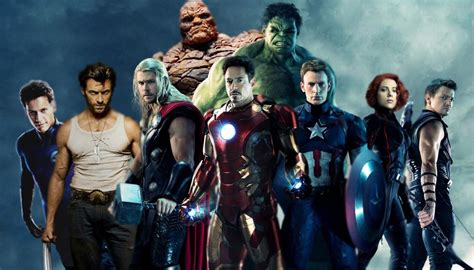 X-Men, Fantastic Four to join Marvel Cinematic Universe as