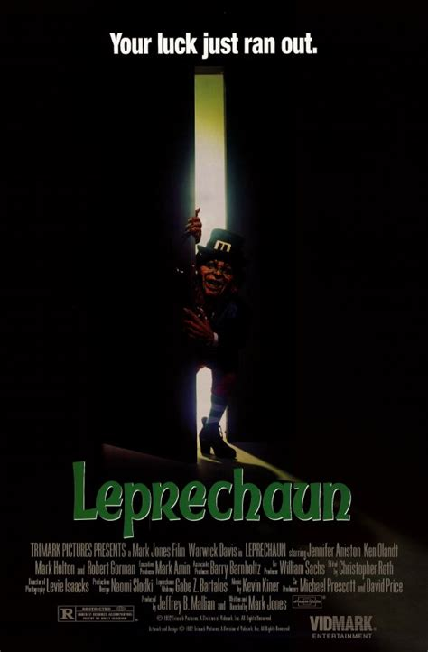 Daily Grindhouse | LEPRECHAUN (1993) - Daily Grindhouse