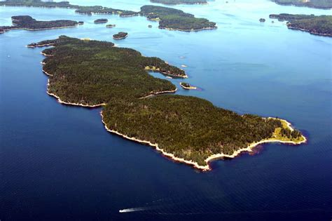 Foster Island - Maine, United States - Private Islands for