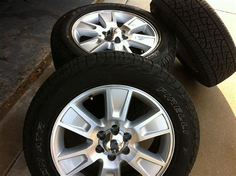 For Sale: 20 inch OEM wheels and tires perfect condition
