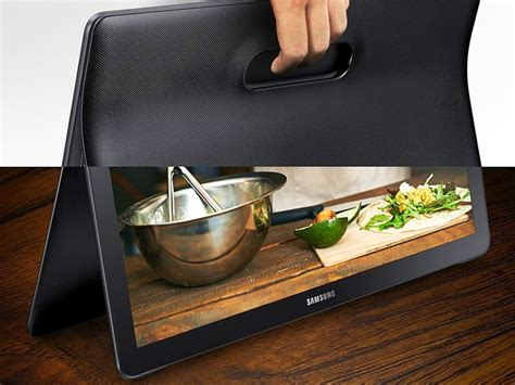 Samsung Galaxy View Tablet With 18