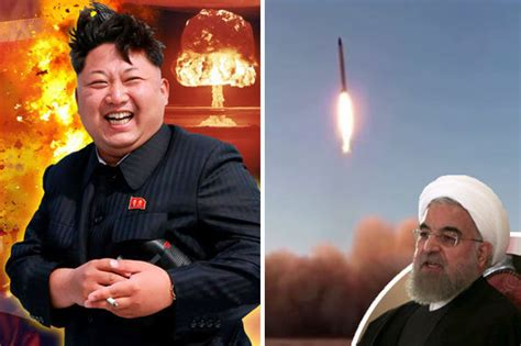 North Korea 'closely watching' Iran missile test as Kim