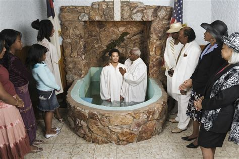 How to Get Baptized as an Adult - Get Ordained