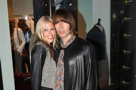 Liam Gallagher and Nicole Appleton are barking mad at dog