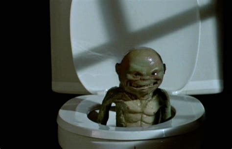 The Toilet Ghoul - The 50 Scariest Monsters In Movie