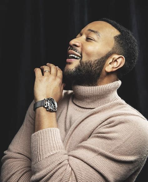 Words to Live By: The Opinionated & Fearless John Legend