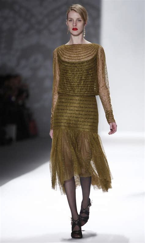 New York Fashion Week: Old Hollywood Glamour Becomes New