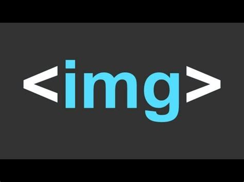 HTML img tag Example and Tutorial using CSS - YouTube