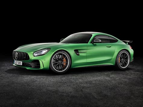 Mercedes-AMG GT4 Racing Car Currently In Development