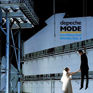 Depeche Mode - Something Went Wrong, A collection of Live