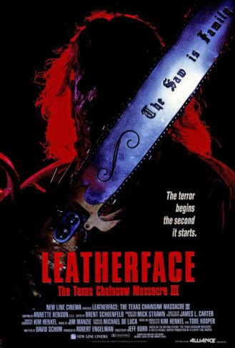 Leatherface: The Texas Chainsaw Massacre 3 - The Texas