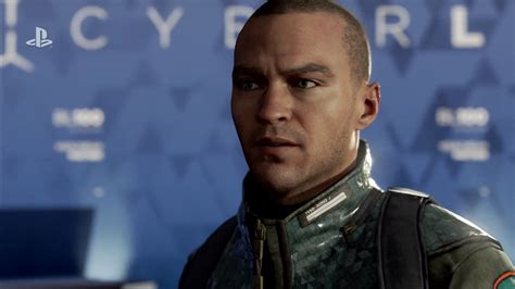 Detroit: Become Human's new trailer is about the android