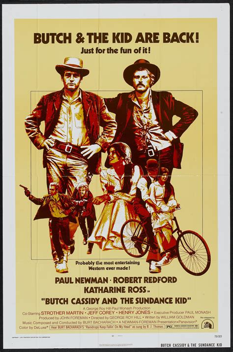 Butch Cassidy and the Sundance Kid (1969) | 1001 Movies