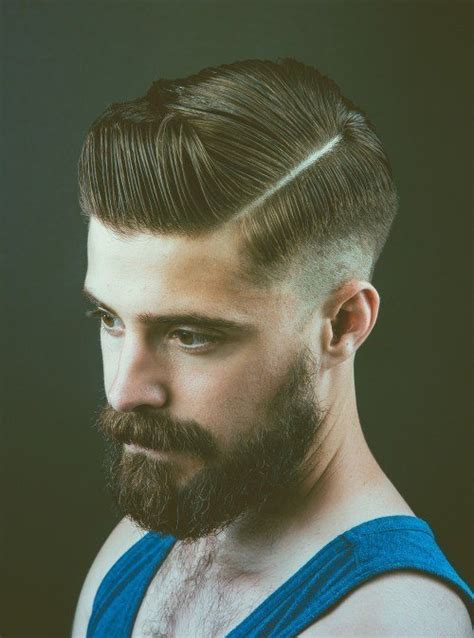 Hairstyles with Beards - 20 Best Haircuts that Go with Beard