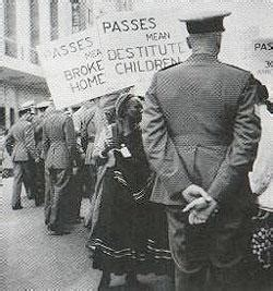 File:Black and Coloured women protesting against pass laws