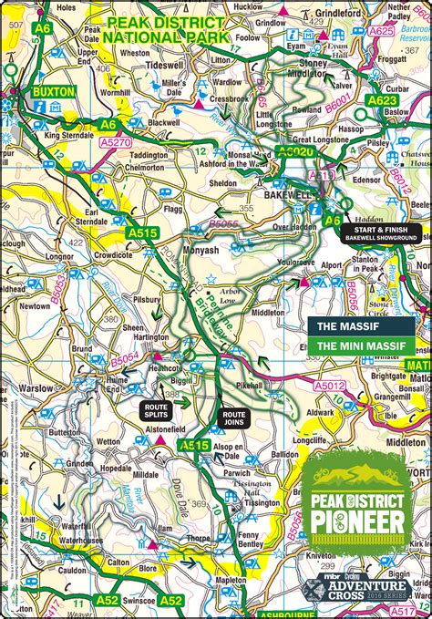 The Cycling Weekly / mbr Peak District Pioneer 2016