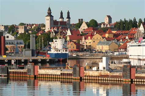Contributing to clean water in Gotland - Caverion