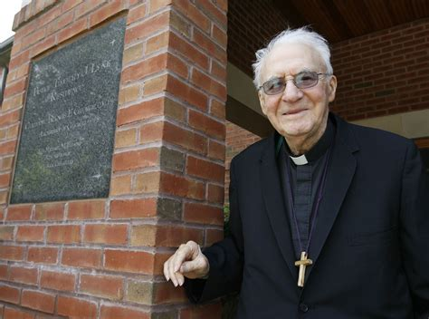 Meet the archdiocese's new oldest living priest