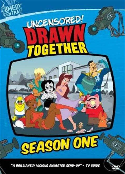 Drawn Together DVD releases | Drawn Together Wiki | FANDOM