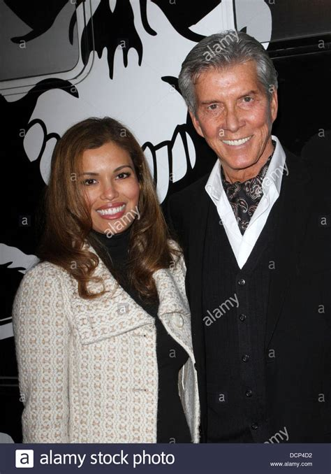 Michael Buffer with wife Christine Sea Shepherd's Stand Up