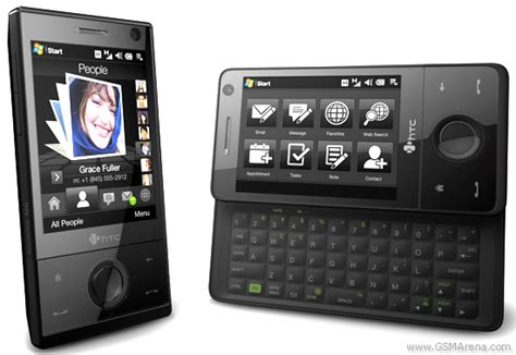 HTC Touch Pro pictures, official photos